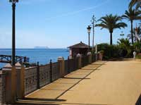 Paseo maritimo - Golden Mile