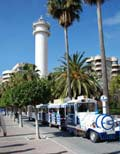 Marbella Tourist Train