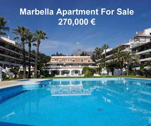 Marbella Apartment Rental on the Golden mile