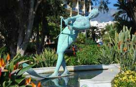 Marbella Sculpture