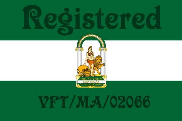 Andalucia-registration